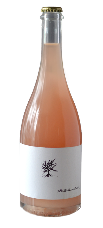 2016 Pétillant Natural Rosé of Syrah